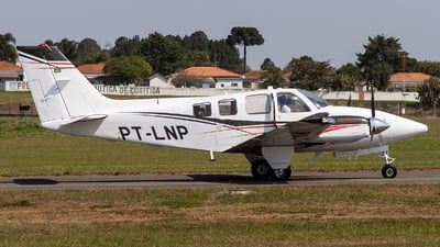 PT-LNP - Beechcraft 58 Baron - Private