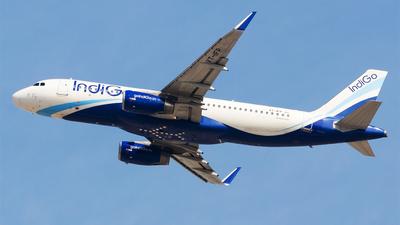 VT-IFP - Airbus A320-232 - IndiGo Airlines