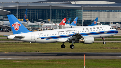 B-6681 - Airbus A320-214 - China Southern Airlines