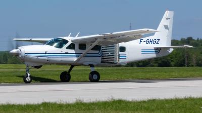 F-GHGZ - Cessna 208 Caravan - Thalilow Sarl
