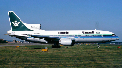 HZ-HM6 - Lockheed L-1011-500 Tristar - Saudi Arabia - Royal Flight