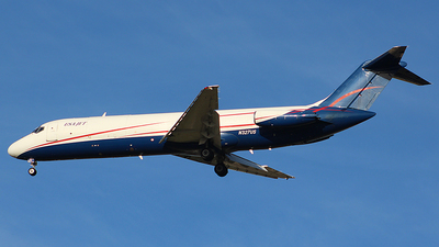 N327US - McDonnell Douglas DC-9-33(F) - USA Jet Airlines