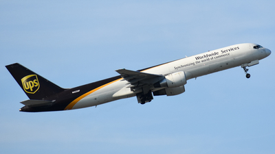 N425UP - Boeing 757-24A(PF) - United Parcel Service (UPS)