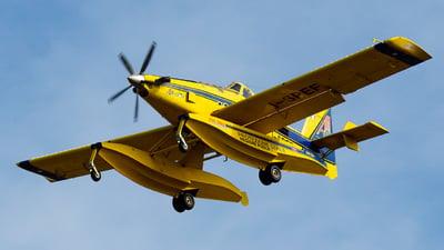 I-SPEF - Air Tractor AT-802F Fire Boss - Italy - Protezione Civile
