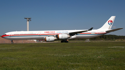 D-AAAU - Airbus A340-642 - China Eastern Airlines
