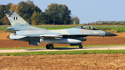 127 - General Dynamics F-16C Fighting Falcon - Greece - Air Force