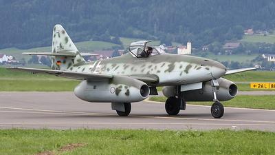 D-IMTT - Messerschmitt Me 262 - Flugmuseum Messerschmitt