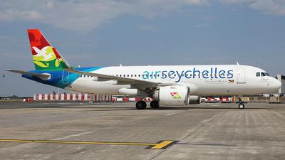 S7-VEV - Airbus A320-251N - Air Seychelles