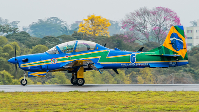 FAB5712 - Embraer A-29A Super Tucano - Brazil - Air Force