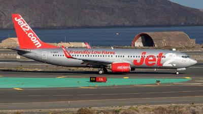 A picture of GGDFP - Boeing 7378Z9 - Jet2 - © Gerrit Griem