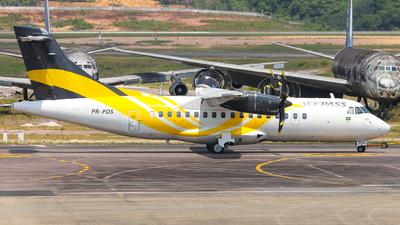 PR-PDS - ATR 42-500 - VoePass Linhas Aéreas