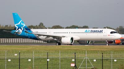 C-GOIW - Airbus A321-271NX - Air Transat