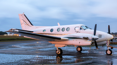 PT-WIT - Beechcraft C90A King Air - Private