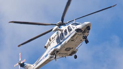 MM81814 - Agusta-Westland AW-139 - Italy - Polizia di Stato