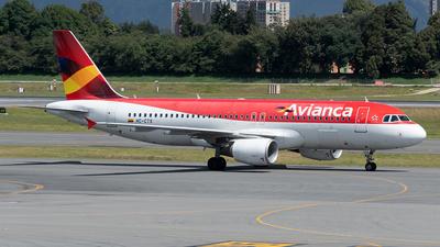 A picture of HCCTX - Airbus A320214 - Avianca - © Cristian Quijano