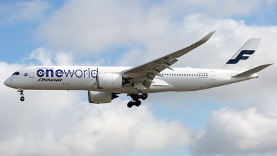 OH-LWB - Airbus A350-941 - Finnair