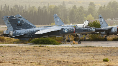 123 - Dassault Mirage F1CG - Greece - Air Force