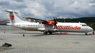 9M-LMM - ATR 72-212A(600) - Malindo Air