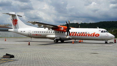 A picture of 9MLMM - ATR 72600 - Malindo Air - © Vicknesh PS