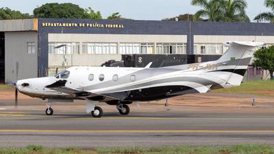 A picture of PRJUR - Pilatus PC12/47E - [1355] - © brasiliaspotter