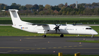 A picture of DABQK - De Havilland Canada Dash 8400 - [4265] - © Bjoern Huke