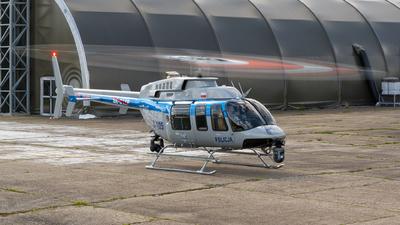 OK-ZEM - Bell 407GXI - Poland - Police