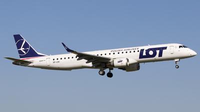 SP-LNI - Embraer 190-200IGW - LOT Polish Airlines
