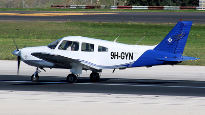 9H-GYN - Piper PA-28-161 Warrior II - European Pilot Academy