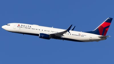 A picture of N920DU - Boeing 737932(ER) - Delta Air Lines - © Conor Clancy