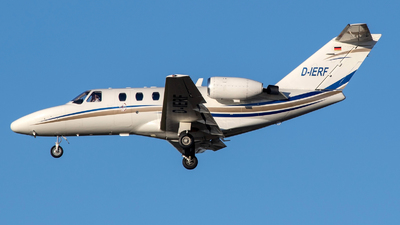 D-IERF - Cessna 525 Citationjet CJ1 - ProAir Aviation