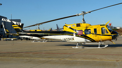 N33HX - Bell 205A-1 - Helicopter Express