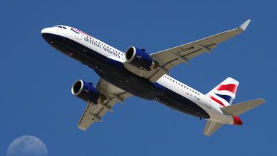 G-TTNM - Airbus A320-251N - British Airways
