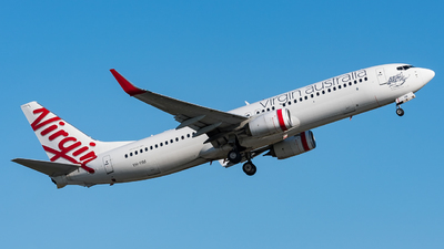 A picture of VHYIM - Boeing 7378FE - Virgin Australia - © Andrew Lesty