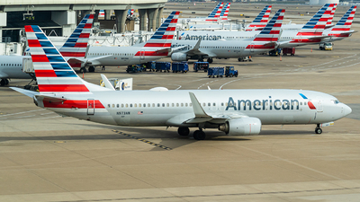 A picture of N973AN - Boeing 737823 - American Airlines - © SAGARA