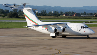 LZ-TIM - British Aerospace Avro RJ70 - Bulgaria Air