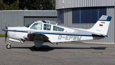 D-EPWM - Beechcraft F33A Bonanza - Private