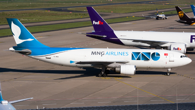 TC-MNV - Airbus A300C4-605R - MNG Airlines