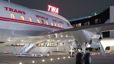 N8083H - Lockheed L1649A Starliner - Trans World Airlines (TWA)