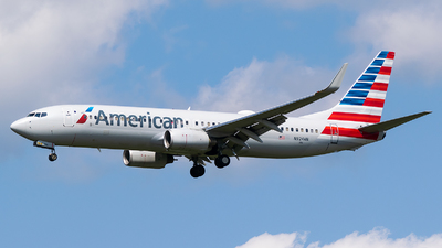 N924AN - Boeing 737-823 - American Airlines