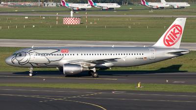 D-ABHK - Airbus A320-214 - Air Berlin