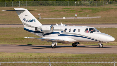 N525MW - Cessna 525 CitationJet 1 - AirStar Charter