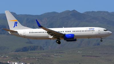 OY-JZL - Boeing 737-804 - Jettime