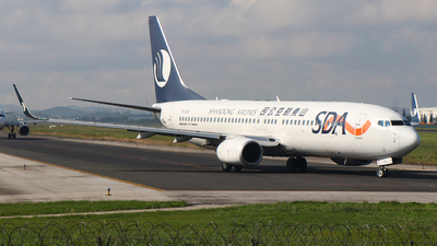 B-1510 - Boeing 737-85N - Shandong Airlines