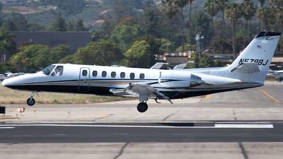 N579BJ - Cessna 560 Citation Ultra - Private