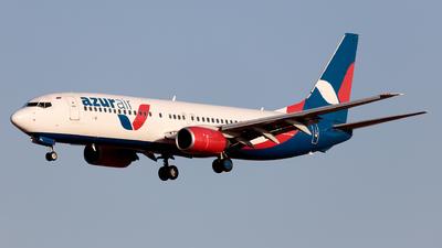 VQ-BAL - Boeing 737-8Q8 - Azur Air