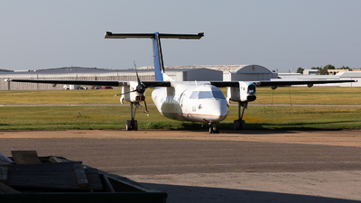 A picture of N364PH - De Havilland Canada Dash 8200 - [524] - © HAOFENG YU