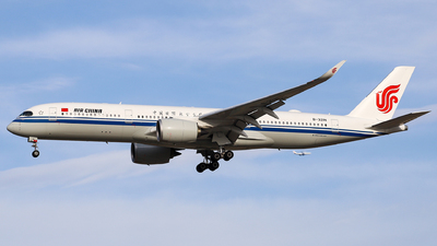 B-321N - Airbus A350-941 - Air China