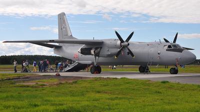 RF-36162 - Antonov An-26 - Russia - Air Force