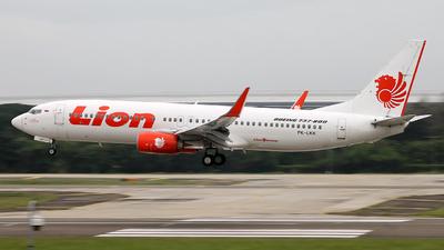 A picture of PKLKK - Boeing 7378GP - Lion Air - © Luqman Alif