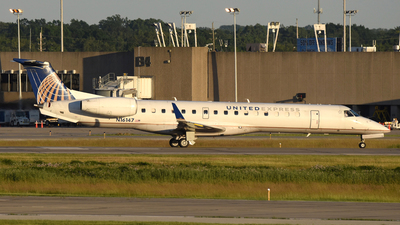N16147 - Embraer ERJ-145XR - United Express (ExpressJet Airlines)